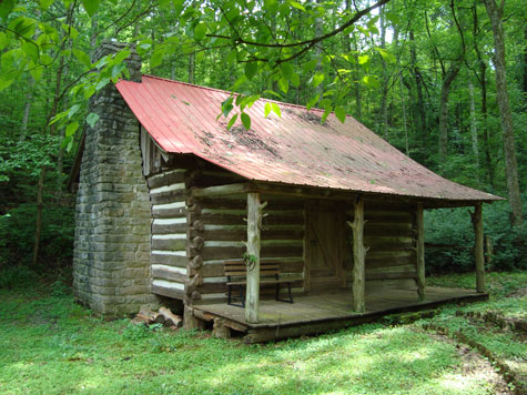 Cabin-built-by-Native-Americans